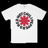 เสื้อยืด วง Red Hot Chili Peppers สีขาว แขนสั้น S M L XL XXL [1]