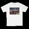 เสื้อยืด วง Pink Floyd สีขาว แขนสั้น S M L XL XXL [1]