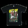 เสื้อยืด วง Green day แขนสั้น สกรีนเฉพาะด้านหน้า สั่งได้ทุกขนาด S-XXL [NTS]