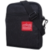 Manhattan Portage City Light Midnight (SM) - Black