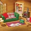 ซิลวาเนียน เฟอร์นิเจอร์ห้องนั่งเล่นฤดูหนาว (UK) Sylvanian Families Cosy Living Room Set