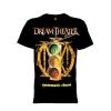 เสื้อยืด วง Dream Theater แขนสั้น แขนยาว S M L XL XXL [4]