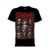 เสื้อยืด วง Slipknot แขนสั้น แขนยาว S M L XL XXL [13]