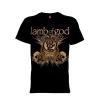 เสื้อยืด วง Lamb of God แขนสั้น แขนยาว S M L XL XXL [3]