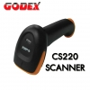 Scanner Godex cs220 (1D)