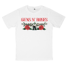 Guns N Roses rock band t shirts white tees cotton 100 S M L XL XXL [6]