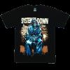 เสื้อยืด วง System of a Down แขนสั้น แขนยาว S M L XL XXL [1]
