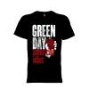 เสื้อยืด วง Green Day แขนสั้น แขนยาว สั่งได้ทุกขนาด S-XXL [Rock Yeah]