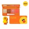 ( พร้อมส่ง ) Missha Line Friends Eye Color Studio Mini (Sally) 7.2g