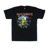 เสื้อยืด วง Iron Maiden แขนสั้น งาน Vintage ลายไม่ชัด ทุกขนาด S-XXL [Easyriders]