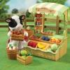 ซิลวาเนียน ร้านขายผลไม้กับแม่วัว (UK) Sylvanian Families Farm Shop