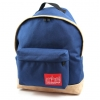 Manhattan Portage Big Apple Backpack - Navy