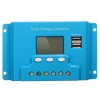 Solar Charge Controller LCD & USB 30A 12/24V