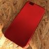 เคส I6 Plus TPU สีแดง