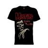 เสื้อยืด วง Misfits แขนสั้น แขนยาว S M L XL XXL [8]