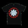 เสื้อยืด วง Red Hot Chili Peppers แขนสั้น งาน Vintage ลายไม่ชัด ทุกขนาด S-XXL [Easyriders]