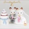 [SOLD OUT] ซิลวาเนียน ชุดแต่งงาน (JP) Sylvanian Families Wedding Set