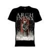 เสื้อยืด วง Arch Enemy แขนสั้น แขนยาว S M L XL XXL [4]
