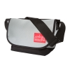 Manhattan Portage Neoprene Messenger Bag (SM) - Silver