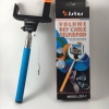 Volume key cable selfie pod (แบบใหญ่) สีน้ำเงิน
