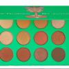 ( พรีออเดอร์ ) Nubian Eyeshadow Palette by Juvia's Place