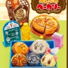 ReMent Doraemon ฺBakery รีเมนท์อาหารจำลอง ชุดเบเกอรี่โดราเอมอน 8แบบ