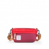 Hellolulu รุ่น HOLLIS - Red/Burgandy