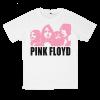 เสื้อยืด วง Pink Floyd สีขาว แขนสั้น S M L XL XXL [3]