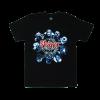 เสื้อยืด วง Slipknot แขนสั้น งาน Vintage ลายไม่ชัด ทุกขนาด S-XXL [Easyriders]