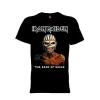 เสื้อยืด วง Iron Maiden แขนสั้น แขนยาว S M L XL XXL [29]
