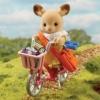 ซิลวาเนียน ชุดพี่สาวกวางปั่นจักรยาน (UK) Sylvanian Families Cycling Adventrue Set