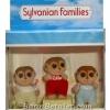 ซิลวาเนียน เบบี้แฝดเมียร์แคท 3 ตัว (UK) Sylvanian Families Meerkat Triplets