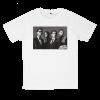 เสื้อยืด วง Arctic Monkeys สีขาว แขนสั้น S M L XL XXL [4]