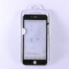 ฟิล์มกระจกนิรภัย Iphone 6/6S สีดำ 3D เต็มจอสีแท้โค้งถึงขอบ