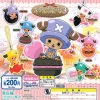 โมเดลช็อปเปอร์ 6 แบบ Bandai One Piece Tea Time Chopperman