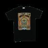 เสื้อยืด วง Guns N Roses แขนสั้น งาน Vintage ลายไม่ชัด ทุกขนาด S-XXL [Easyriders]