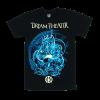 เสื้อยืด วง Dream Theater แขนสั้น แขนยาว S M L XL XXL [1]