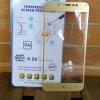ฟิล์มกระจกเต็มจอ Vivo V5 Lite สีทอง