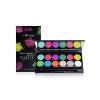 Sleek i-Divine Mineral Based Eye Shadow Palette #Ultra Mattes V1 Brights