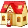 บ้านตุ๊กตากระต่ายซิลวาเนียน (JP) Sylvanian Families Starter House Gift Set