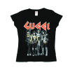 เสื้อทัวร์ วง Gucci Not in This Lifetime tour ผ้า Gildan xS-3XL [Fruit of the loom]