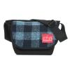 กระเป๋าสะพายข้าง Manhattan รุ่น MP 1603-WLR-FLAP WOOLRICH - NVY-CHECK (XSM)