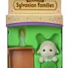 ซิลวาเนียน เบบี้แกะ+เปล (EU) Sylvanian Families Sheep Baby with Crib