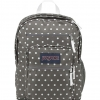 JanSport รุ่น BIG STUDENT - Shady Grey/White Dots