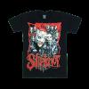 เสื้อยืด วง Slipknot แขนสั้น สกรีนเฉพาะด้านหน้า สั่งได้ทุกขนาด S-XXL [NTS]
