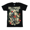 เสื้อยืด วง Hollywood Undead แขนสั้น แขนยาว S M L XL XXL [1]