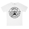 Guns N Roses rock band t shirts white tees cotton 100 S M L XL XXL [5]
