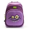 กระเป๋าเป้สำหรับเด็ก เสริมสร้างพัฒนาการ- Ultra Monster สีม่วง