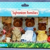 [SOLD OUT] ครอบครัวซิลวาเนียนทิมเบอร์ทอป-หมีสีน้ำตาล 7 ตัว (UK) Sylvanian Families Timbertop Brown Bear Family
