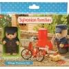 ซิลวาเนียน บุรุษไปรณีย์หมีเปติท (UK) Sylvanian Families Village Postman Set